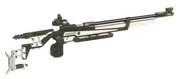 Fig4  エアーライフル銃
